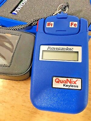 NEW QUANIX KEYLESS Paint Thickness Meter,Gauge,New Battery,Re-Calibrated,$1700