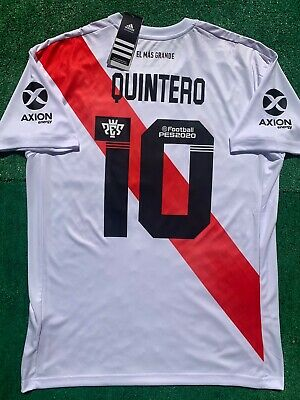 RIVER PLATE 2020 Home Jersey Always SIZE XL FREE SHIPPING 1-3 DAY SOCCER TEAM