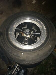 1970's American racing 5 spoke rims