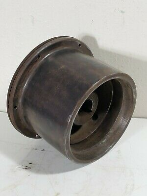 Cushman Model C 4hp Binder Gas Engine Clutch Pulley Flat Belt1911 Hit Miss Parts
