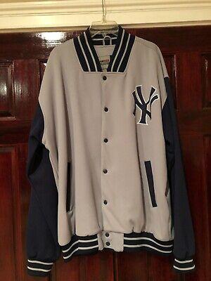 New York Yankees Jacket Men's XL New