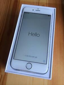 NEW iPhone 6 - 128G - Silver - 2 Year Warranty Cronulla Sutherland Area Preview