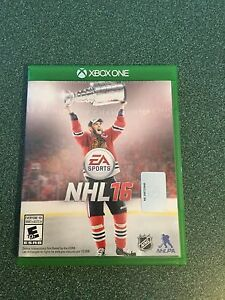 NHL 16 for X Box One