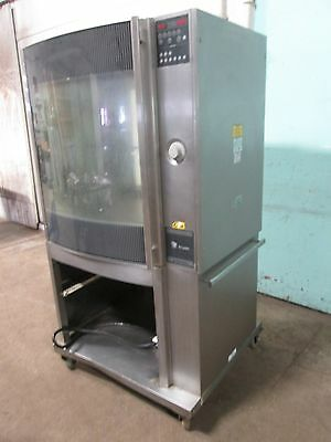 Fri-jado Stg 7-p Hd Commercial Nsf 3 Ph Electric Chickenrib Rotisserie Oven