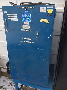 Large welding rod oven