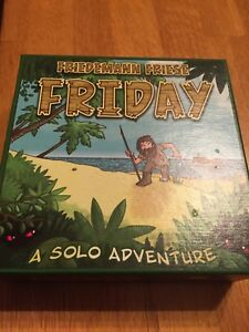 Friday (solitaire tabletop card game)