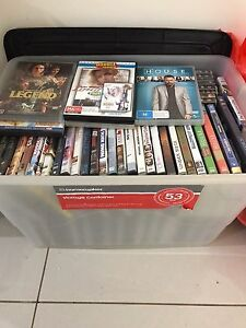 DVD movies Lee Point Darwin City Preview