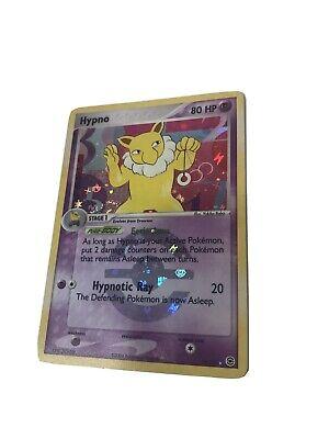 Pokemon Card - Hypno Reverse Holo - 25/112 - EX Fire Red Leaf Green - NM