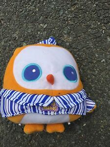 naroo owl - helping preschoolers learn to stay in bed