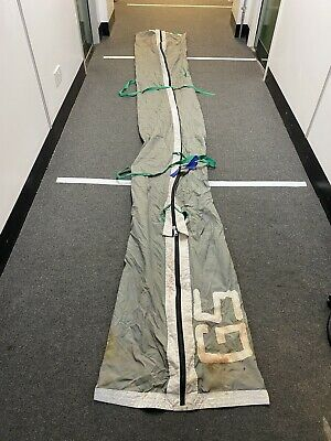Quantum Sails used large yacht zip up sailbag Genoa mainsail headsail