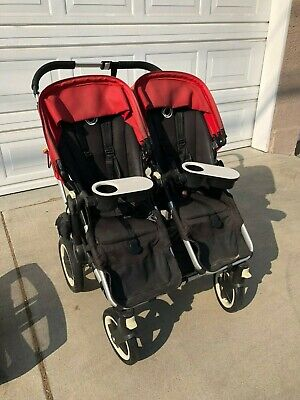 Bugaboo Donkey Stroller - both seats and bassinet included!