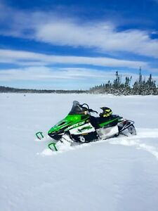 2009 Arctic Cat F5 LXR