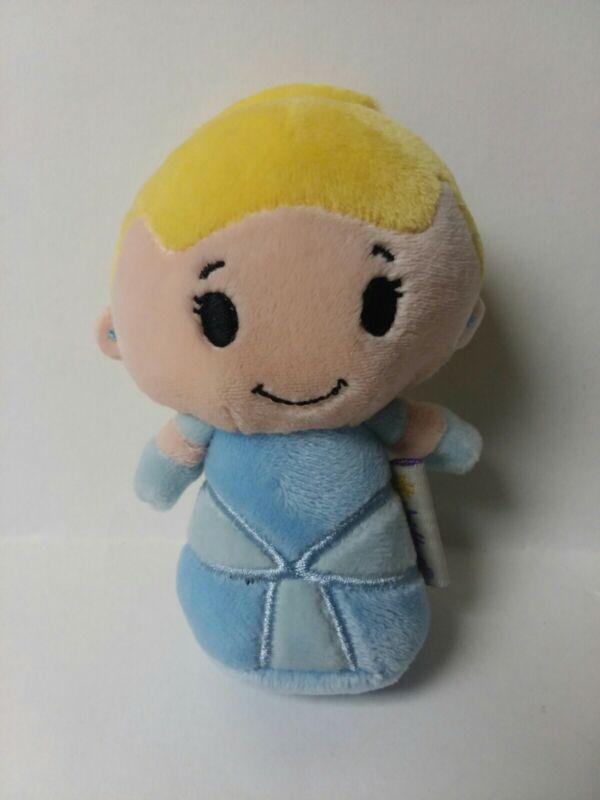 "Hallmark ITTY BITTYS 5"" Disney Princess CINDERELLA Plush Stocking Stuffer No Tag"