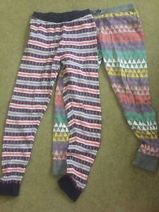 Warm leggings from the Gap