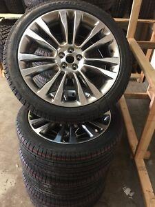 """265/40r21 Pirelli scorpion verde 5x108 21"""" Ford Edge/Lincoln MKX"""