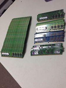A LOT of RAM 69 x 1GB and 6 x 2GB Tested and fully functional