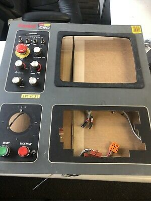 Fadal Mp Cnc Vertical Mill Main Operator Control Display Cover Panel