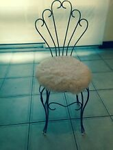 Dressing Table Chair ( Retro 70s) Pasadena Mitcham Area Preview