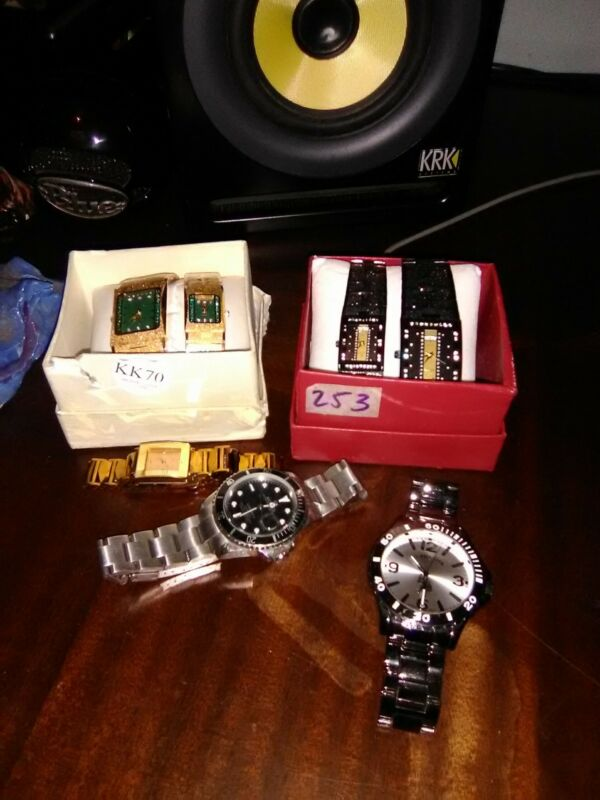 Wholesale Watch Lot