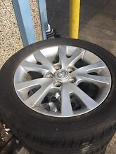 Mazda3 rims and tyres Granville Parramatta Area Preview