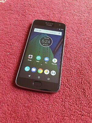 Motorola Moto G5 Plus 32 GB XT1685 (Dual SIM) - SIM-Free - Grey