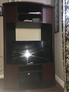 Tv stand for sale ( tv not included!)