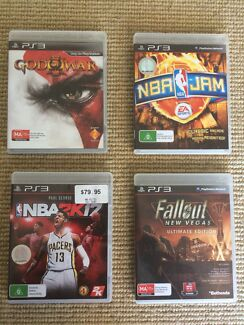PlayStation 3 Games 🕹📺