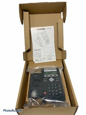 Polycom Soundpoint Ip 335 Voip Telephone Business Phone New In Box