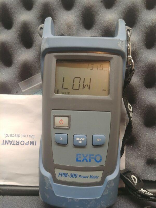 EXFO FPM-300 POWER METER