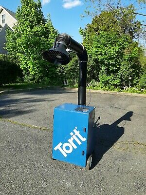 Torit Donaldson Porta Trunk Fume And Dust Remover