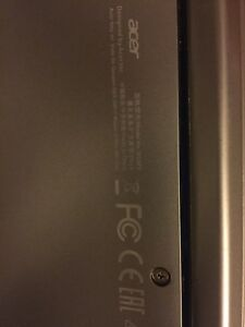 Acer tablet laptop