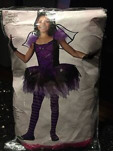 Halloween Batzilla girls costume age 8 - 12 Kensington South Perth Area Preview
