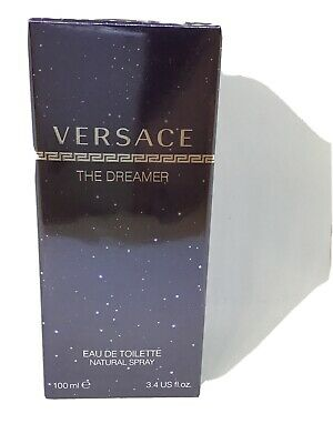 Versace The Dreamer, 100ml edt spray for him.  Brand New and Sealed