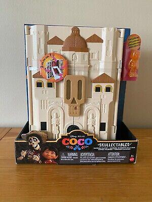 Disney Pixar COCO Hacienda Playset Skullectables with Exclusive Figure NEW!