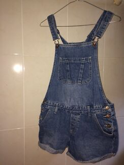 Overalls - Cotton On size 8