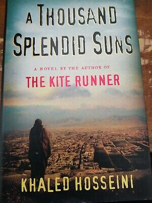 A Thousand Splendid Suns by Khaled Hosseini (2007, Hardcover)