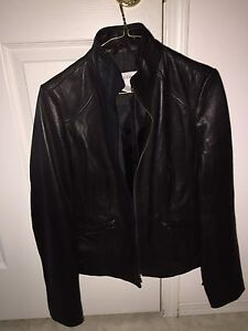For Sale: Women's Calvin Klein Leather Jacket
