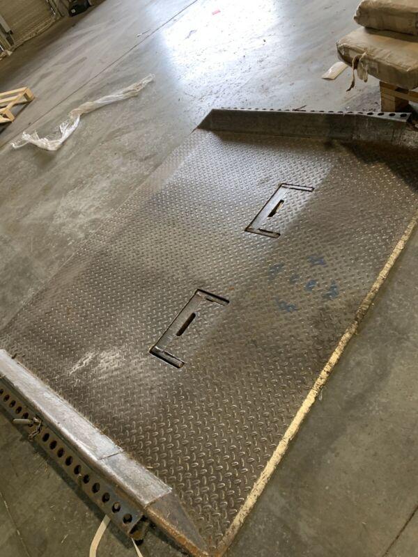 Guardian ADB-6036-10000 Aluminum Dock Board