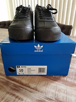 ADIDAS SAMOA MENS ATHLETIC SHOES SIZE 10