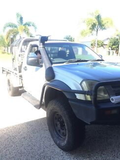 2005 Holden ra rodeo 4x4 3.0 turbo diesel ecu remapped (PRICE DROPPED)
