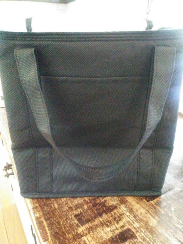 Food Delivery Insulated Hot/Cold Bag for DoorDash GrubHub Postmates Uber Eats