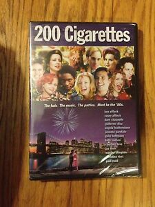 "200 ""smokes"" DVD - brand new in package"