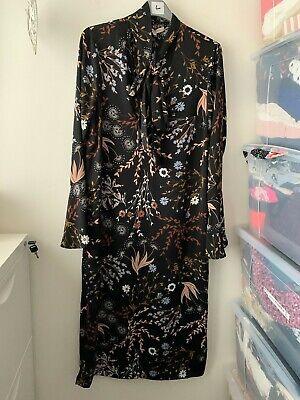 BNWT M&S Floral Dress Size 10