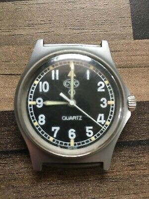 CWC G10 MILITARY WATCH - SPARES OR REPAIR