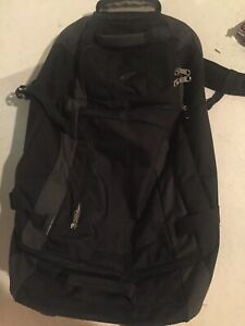 2 mountain equipment co-op backpack suitcase