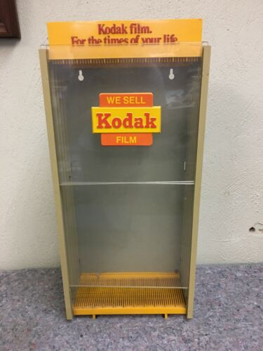 """Vintage Kodak """"For The Times of Your Life"""" Film Store Display"""