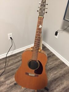 Seagull Guitar S6 Original Acoustic