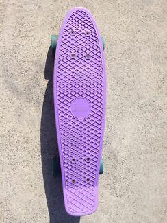 Purple penny skateboard Pelican Lake Macquarie Area Preview