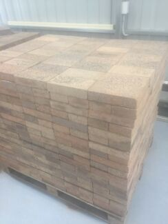 Recycle pavers