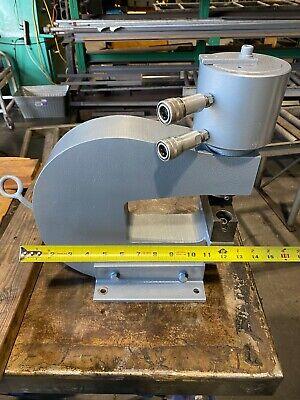 Whitney 20 Ton Hydraulic Punch Model 522